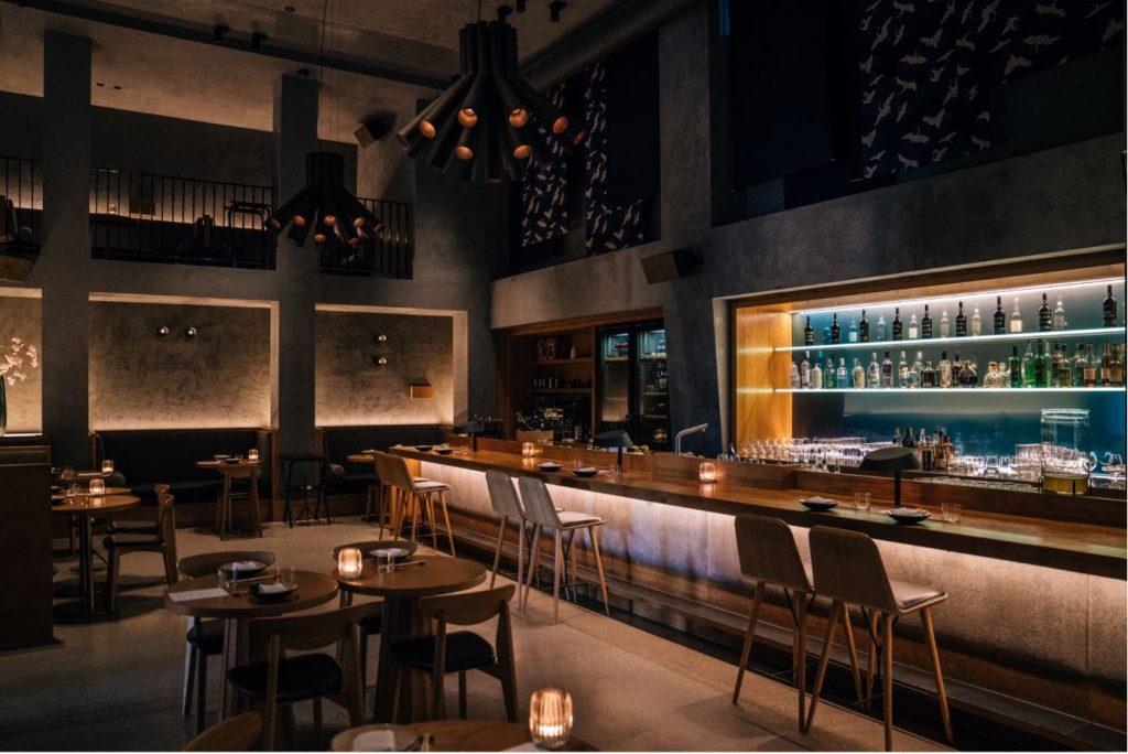 Strandhotel cadzand bad sergio herman blueness restaurant